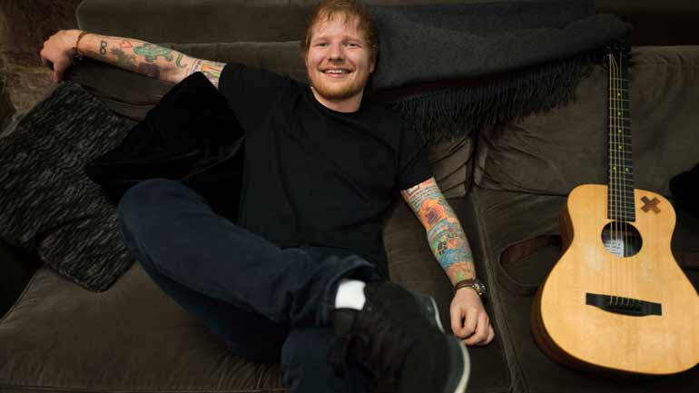 Ed Sheeran Press Photo 2017 1 1 warner music greg williams