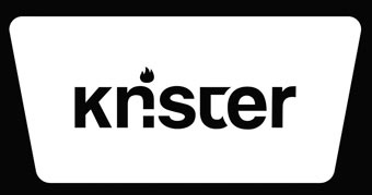 Knister grill logo